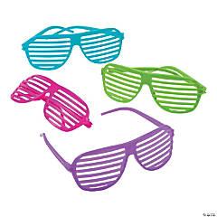 Glitter Shutter Sunglasses
