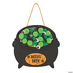 Glitter Witch Cauldron Craft Kit