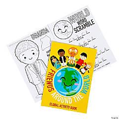 Global Citizens Activity Books
