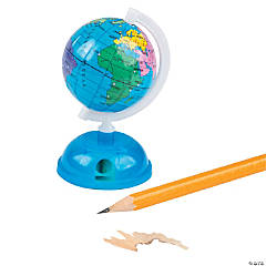 Globe Pencil Sharpeners