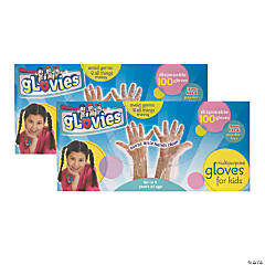 gLovies Glovies® Disposable Gloves, 100/Bx, 2 Bx