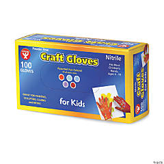 Glovies® Kids Disposable Latex Free Gloves - 100 Pk.