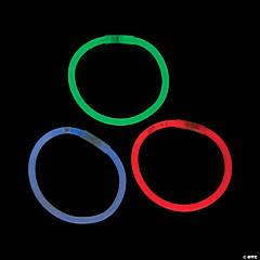 Glow Christmas Bracelets