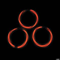 Glow Halloween Swizzle Bracelets