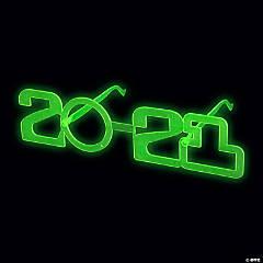 Glow-in-the-Dark 2021 Glasses
