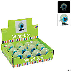 Glow-in-the-Dark Eyeball Wind-Ups