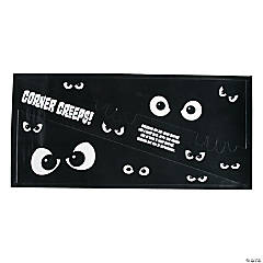 Glow-in-the-Dark Halloween Corner Creeps Decals