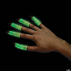 Glow-in-the-Dark Martian Fingers