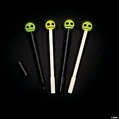 Glow-in-the-Dark Skeleton Pens