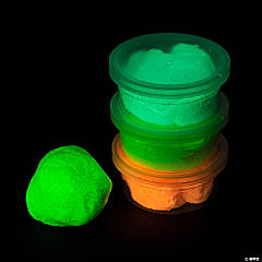 Glow-in-the-Dark Super Magic Foam