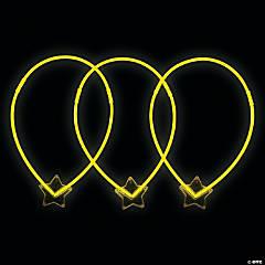 Glow Star Necklaces