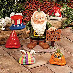 GNOME GREETER W/ HATS