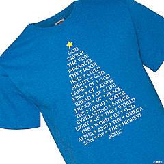 God & Savior Adult's T-Shirt - Large
