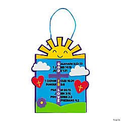 God Is Love Sign Craft Kit