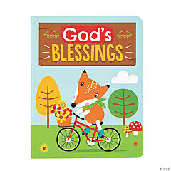 God's Blessings Board Book