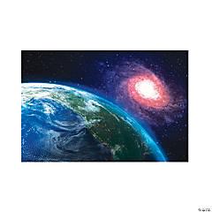 God's Galaxy VBS Earth Backdrop