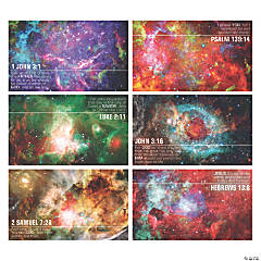 God's Galaxy VBS Poster Set