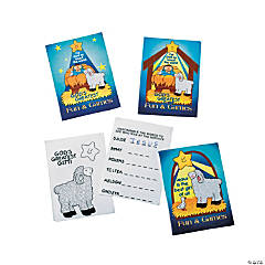 God's Greatest Gift Fun & Games Mini Religious Activity Pads