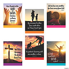God's Love Mini Poster Set