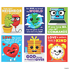 God's Love Poster Set