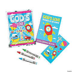 God's Love Stationery Sets
