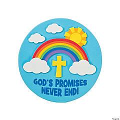 God's Promises Never End Magnet Craft Kit