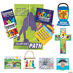 God's Team Complete VBS Kit with Curriculum