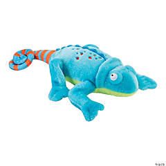 goDog Amphibianz with Chew Guard Large-Chameleon