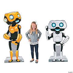 God's Galaxy VBS Robot Stand-Ups