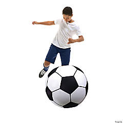GoFloats 2.5' Giant Inflatable Soccer Ball