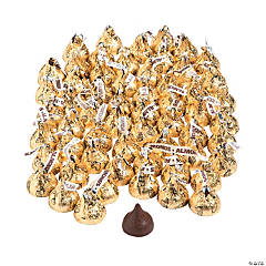 Gold Almond Hershey's® Kisses®