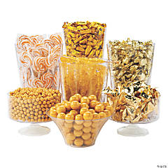 Gold Candy Buffet Assortment
