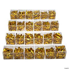 Gold Caramel Favor Kit for 24