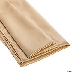 Gold Draping Fabric Roll