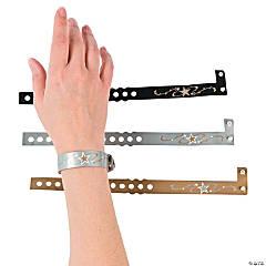 Gold Star Wristbands
