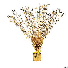 Gold Starburst Decoration