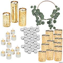 Gold Table Decorating Kit