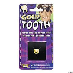 Gold Tooth Cap