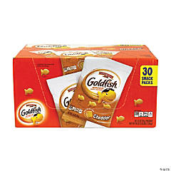 GOLDFISH Baked Snack Crackers, 1.5 oz, 30 Count