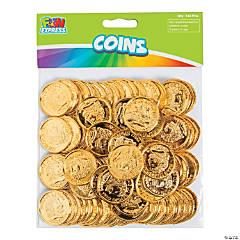 Goldtone Coins