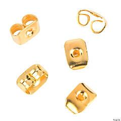 Goldtone Earnuts