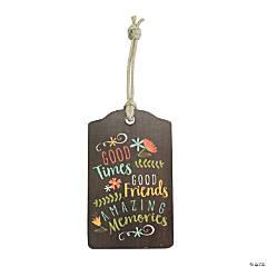 Good Times Gift Tag
