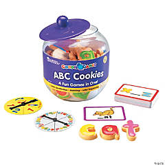 Goodie Games ABC Cookies Game