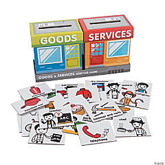 Goods & Services Sorting Game
