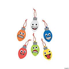 Goofy Christmas Light Ornament Craft Kit