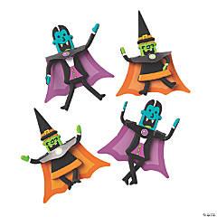 Goofy Ghouls Bendables PDQ