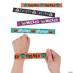 Goofy Ghouls Slap Bracelets