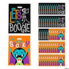 Goofy Gouls Trick-or-Treat Bags