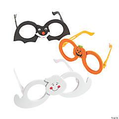 Goofy Halloween Glasses