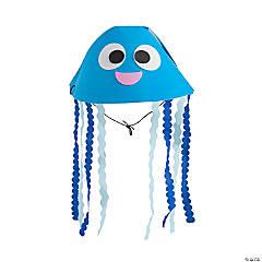 Goofy Jellyfish Hat Craft Kit